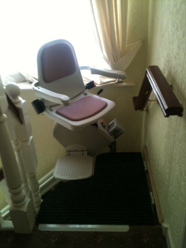 Great British Stairlifts Acorn Platform